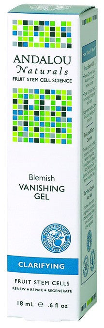 Dietary Supplement - Andalou Naturals Blemish Vanishing Gel .6 OZ