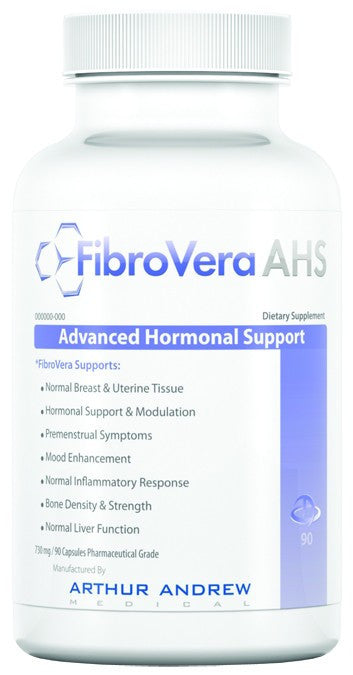 Dietary Supplement - Arthur Andrew Medical Fibrovera 90 CAP
