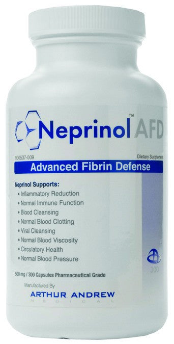 Dietary Supplement - Arthur Andrew Medical Neprinol AFD 300 CAP