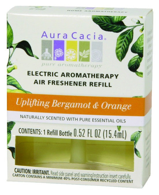 Dietary Supplement - Aura Cacia Bergamont Bergaptene Free .5 OZ Essential Oil