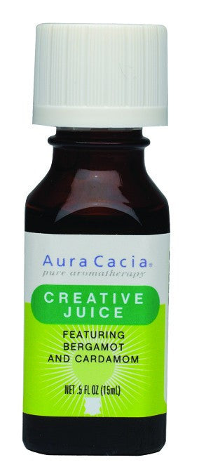 Dietary Supplement - Aura Cacia Creative Juice .5 OZ Oil