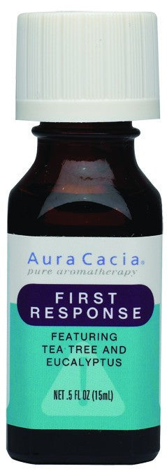 Dietary Supplement - Aura Cacia First Response .5 OZ Oil