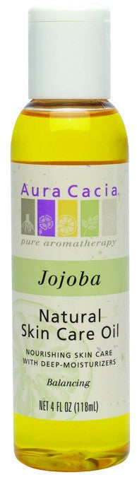 Dietary Supplement - Aura Cacia Jojoba Skin Oil 4 OZ