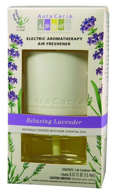 Dietary Supplement - Aura Cacia Lavender Diffuser And Refill