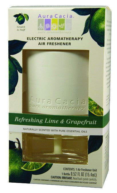 Dietary Supplement - Aura Cacia Lime & Grapefruit Diffuser