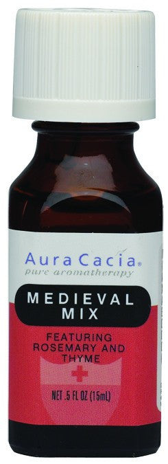 Dietary Supplement - Aura Cacia Medieval Mix .5 OZ Oil