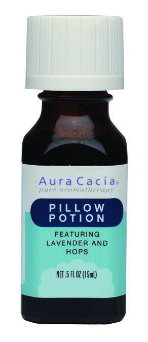 Dietary Supplement - Aura Cacia Pillow Potion .5 OZ Oil