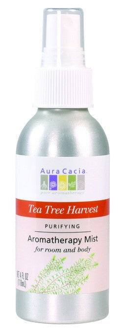 Dietary Supplement - Aura Cacia Tea Tree Harvest Purifying Mist 4 OZ