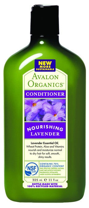 Dietary Supplement - Avalon Naturals Lavender Conditioner 11 OZ