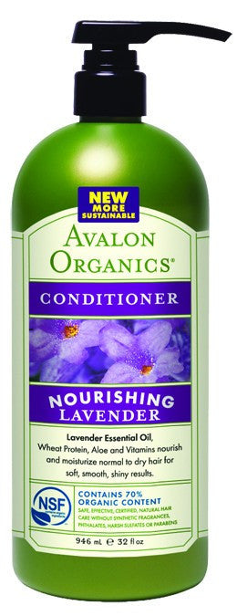 Dietary Supplement - Avalon Naturals Lavender Conditioner Value Size 32 OZ
