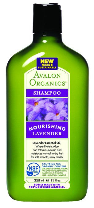 Dietary Supplement - Avalon Naturals Lavender Shampoo 11 OZ