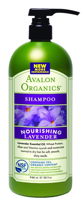 Dietary Supplement - Avalon Naturals Lavender Shampoo Value Size 32 OZ