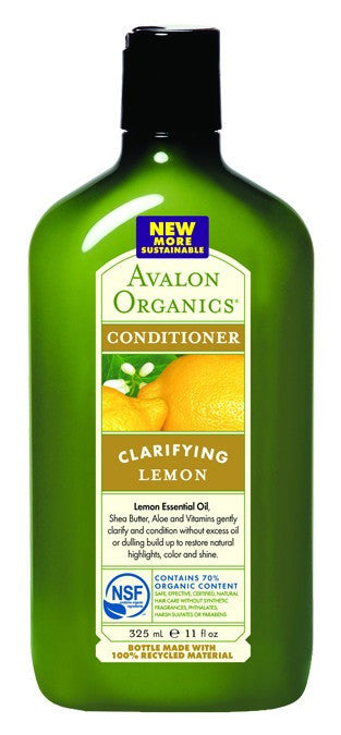 Dietary Supplement - Avalon Naturals Lemon Verbena Conditioner 11 OZ