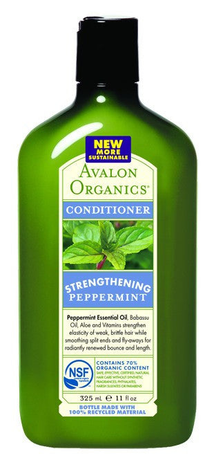 Dietary Supplement - Avalon Naturals Peppermint Conditioner 11 OZ