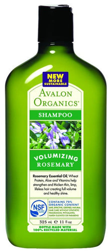 Dietary Supplement - Avalon Naturals Rosemary Shampoo 11 OZ