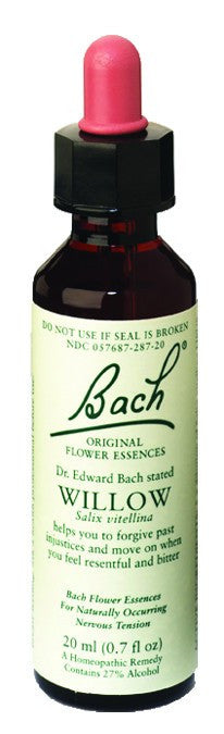Dietary Supplement - Bach Original Flower Essences Willow 20 ML