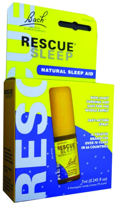 Dietary Supplement - Bach Original Flower Rescue Remedy Sleep 7 ML