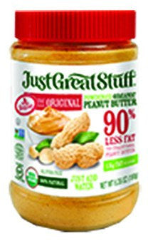 Dietary Supplement - Betty Lou's Organic Powdered Peanut Butter 6.35 OZ
