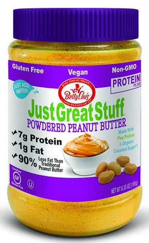 Dietary Supplement - Betty Lou's Protein Plus Powder Peanut Butter 6.35 OZ