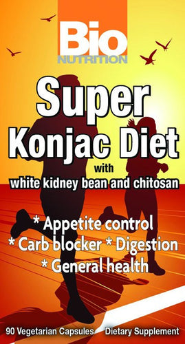 Dietary Supplement - Bio Nutrition Super Konjac Diet 90 VGC