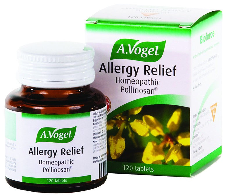 Dietary Supplement - Bioforce Allergy Relief 120 TAB