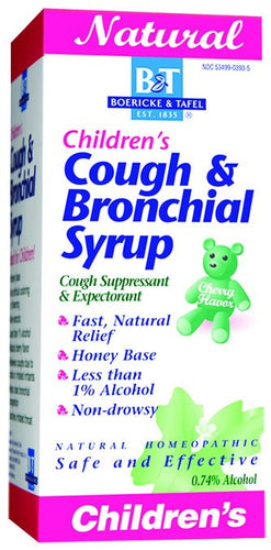 Dietary Supplement - Boericke & Tafel Children's Cough & Bronchial 8 OZ