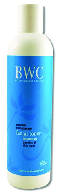 Dietary Supplement - BWC Beauty Without Cruelty Balancing Facial Toner 8.5 OZ