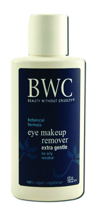 Dietary Supplement - BWC Beauty Without Cruelty Eye Makeup Remover 4 OZ