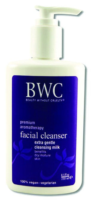 Dietary Supplement - BWC Beauty Without Cruelty Facial Cleansing Milk 8.5 OZ