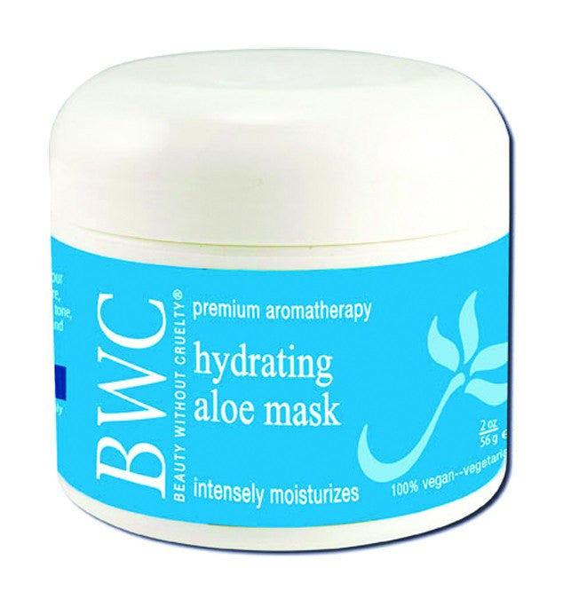 Dietary Supplement - BWC Beauty Without Cruelty Hydrating Facial Mask 2 OZ