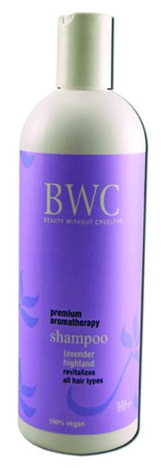 Dietary Supplement - BWC Beauty Without Cruelty Lavender Highland Shampoo 16 OZ