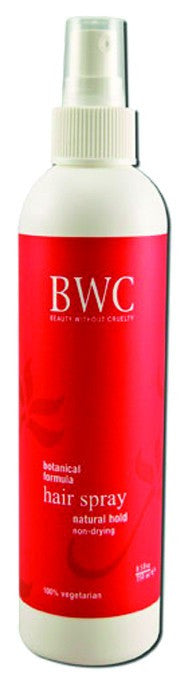 Dietary Supplement - BWC Beauty Without Cruelty Natural Hold Hair Spray 8.5 OZ