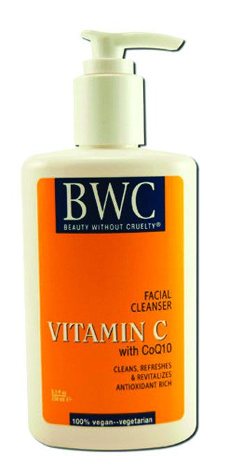 Dietary Supplement - BWC Beauty Without Cruelty Organic C/CoQ10 Facial Cleanser
