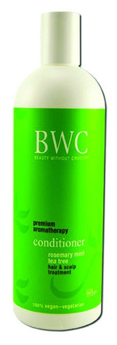 Dietary Supplement - BWC Beauty Without Cruelty Rosemary/Mint/Tea Tree Conditioner 16 OZ