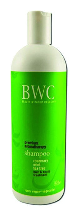 Dietary Supplement - BWC Beauty Without Cruelty Rosemary/Mint/Tea Tree Shampoo 16 OZ