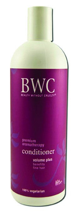 Dietary Supplement - BWC Beauty Without Cruelty Volumizing Conditioner 16 OZ