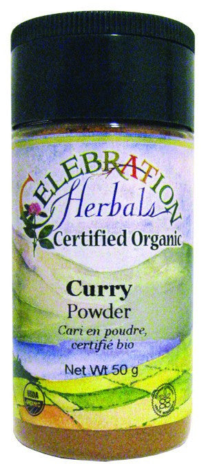 Dietary Supplement - Celebration Herbals Curry Powder Organic 70 GM