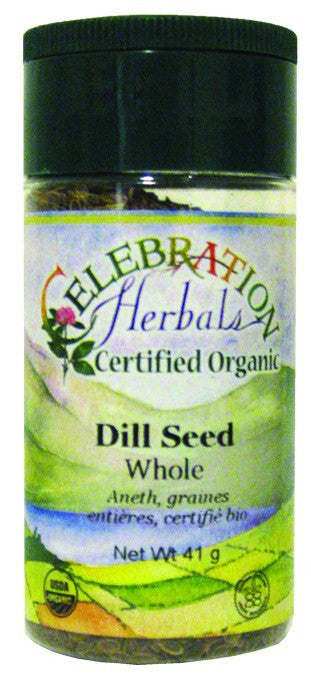 Dietary Supplement - Celebration Herbals Dill Seed Whole Organic 40 G