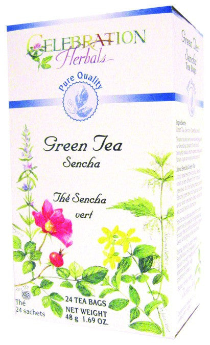 Dietary Supplement - Celebration Herbals Green Tea Chinese PQ 24 BAG