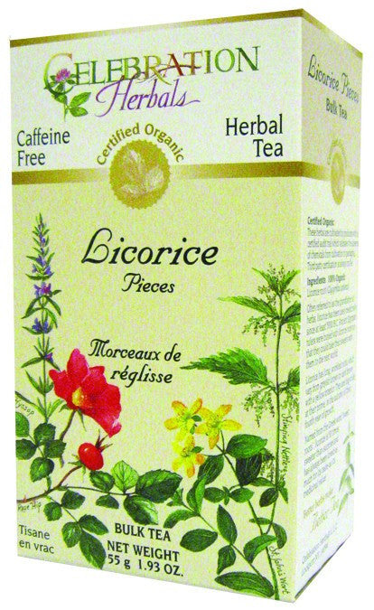 Dietary Supplement - Celebration Herbals Licorice Pieces Organic 55 GM
