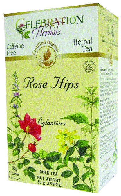 Dietary Supplement - Celebration Herbals Rose Hip Seedless Organic 60 GM