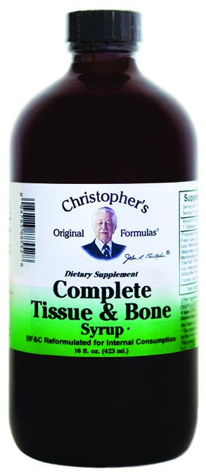 Dietary Supplement - Christopher's Original Complete Tissue Formula 16 OZ