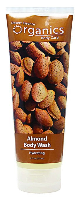Dietary Supplement - Desert Essence Almond Body Wash 8 OZ