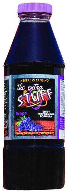 Dietary Supplement - Detoxify The Extra Stuff Gushing Grape 20 OZ