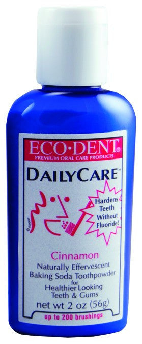 Dietary Supplement - Ecodent Cinnamon Toothpowder 2 OZ