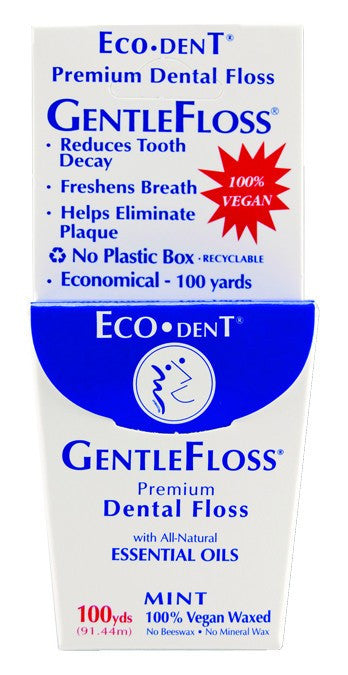 Dietary Supplement - Ecodent Gentle Floss 100 Yd