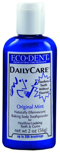 Dietary Supplement - Ecodent Original Mint Toothpowder 2 OZ