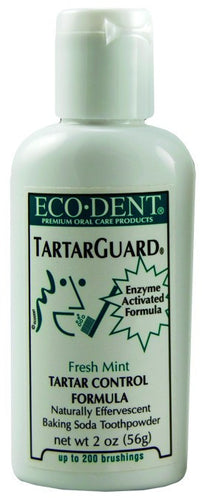 Dietary Supplement - Ecodent Tartarguard Toothpowder 2 OZ