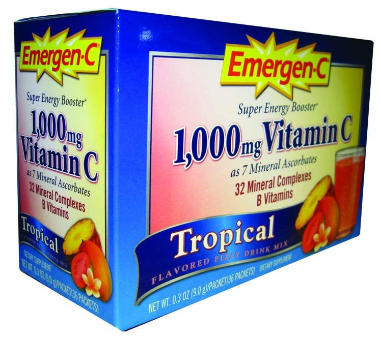Dietary Supplement - Emergen C Tropical 30 PKT