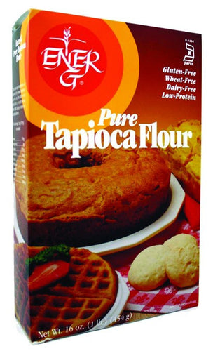 Dietary Supplement - Ener-G Foods Gluten-Free Tapioca Flour 16 OZ